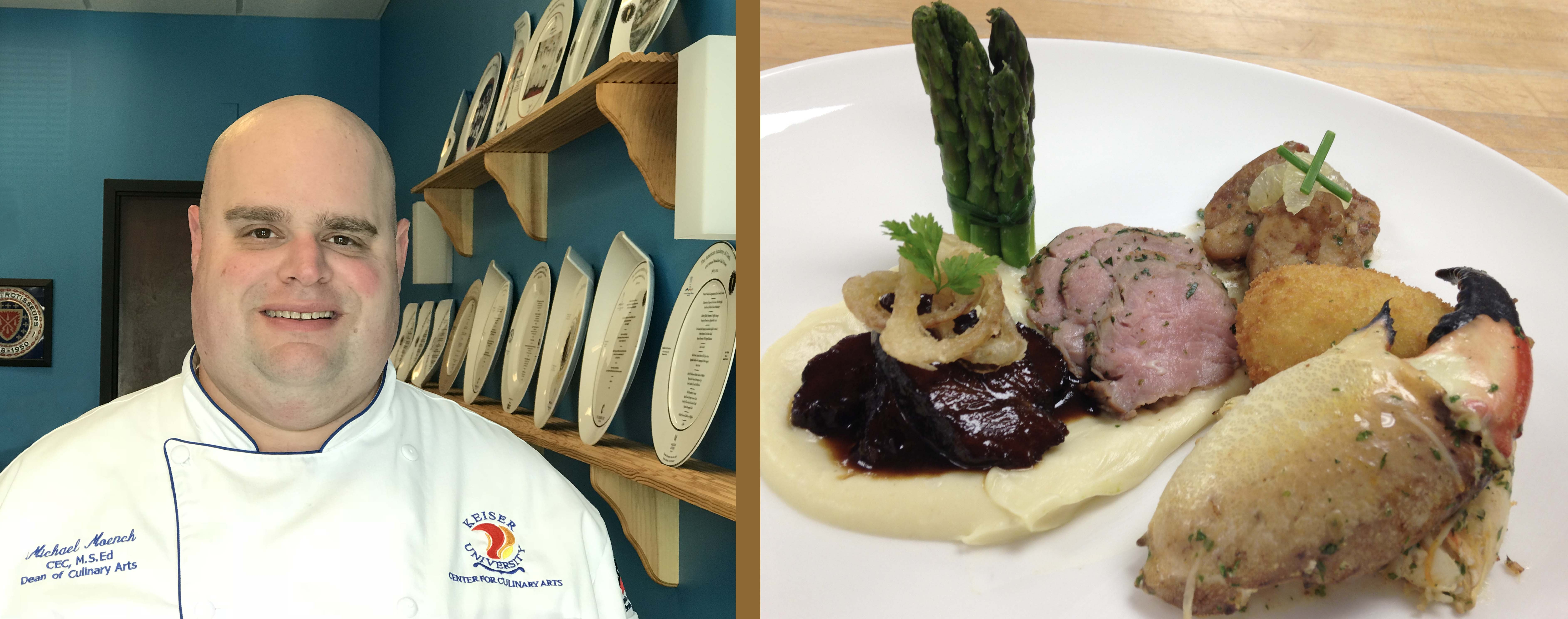Culinary Arts Students Gain Valuable Industry Experience at Master's Golf Tournament