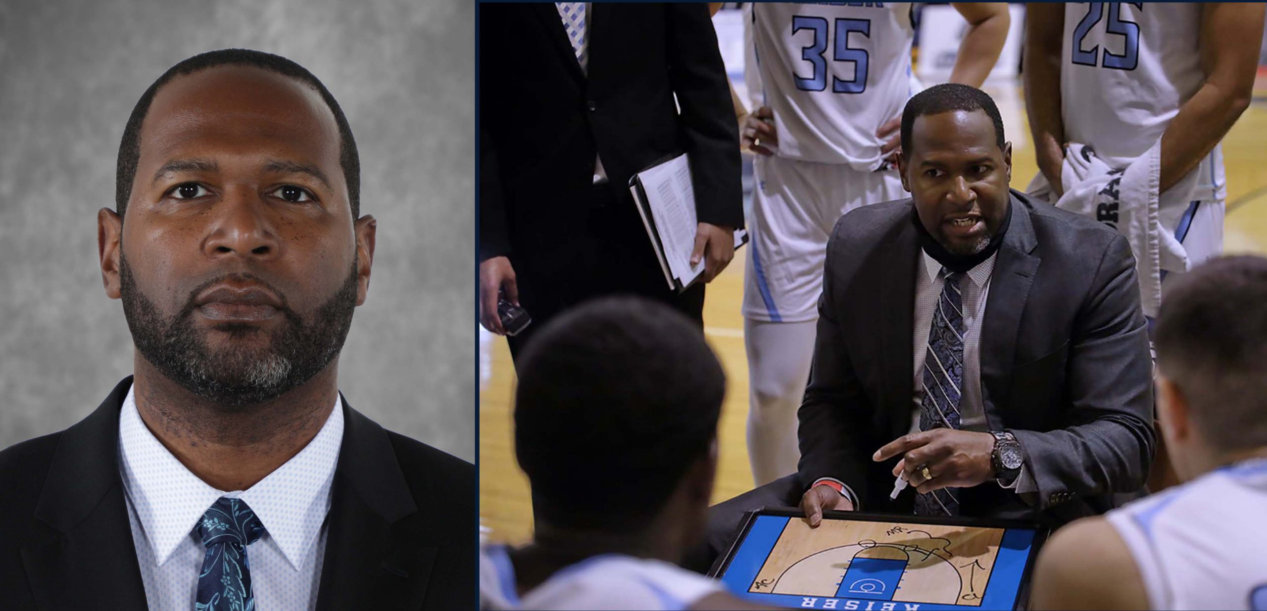 Keiser University's New Basketball Coach Concentrates on Character, Self-Sacrifice