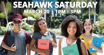 Seahawk Saturday Virtual Open House