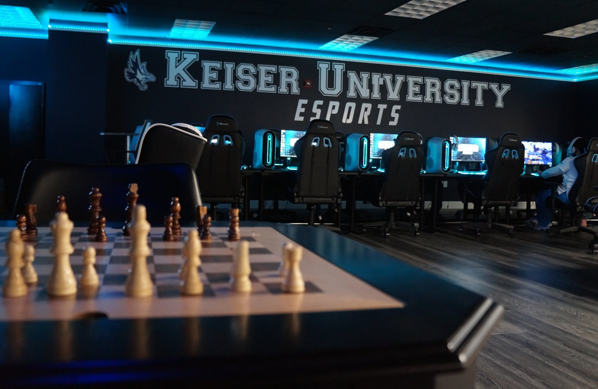 Keiser University Esports Program Highlighted by Business Observer Newspaper