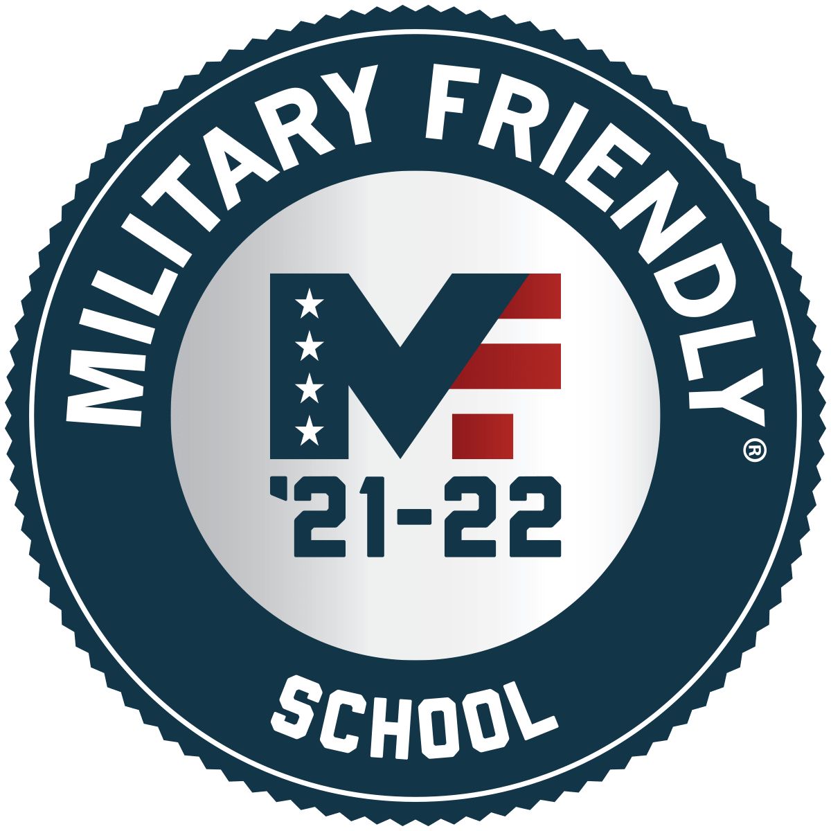 Military Friendly 21-22