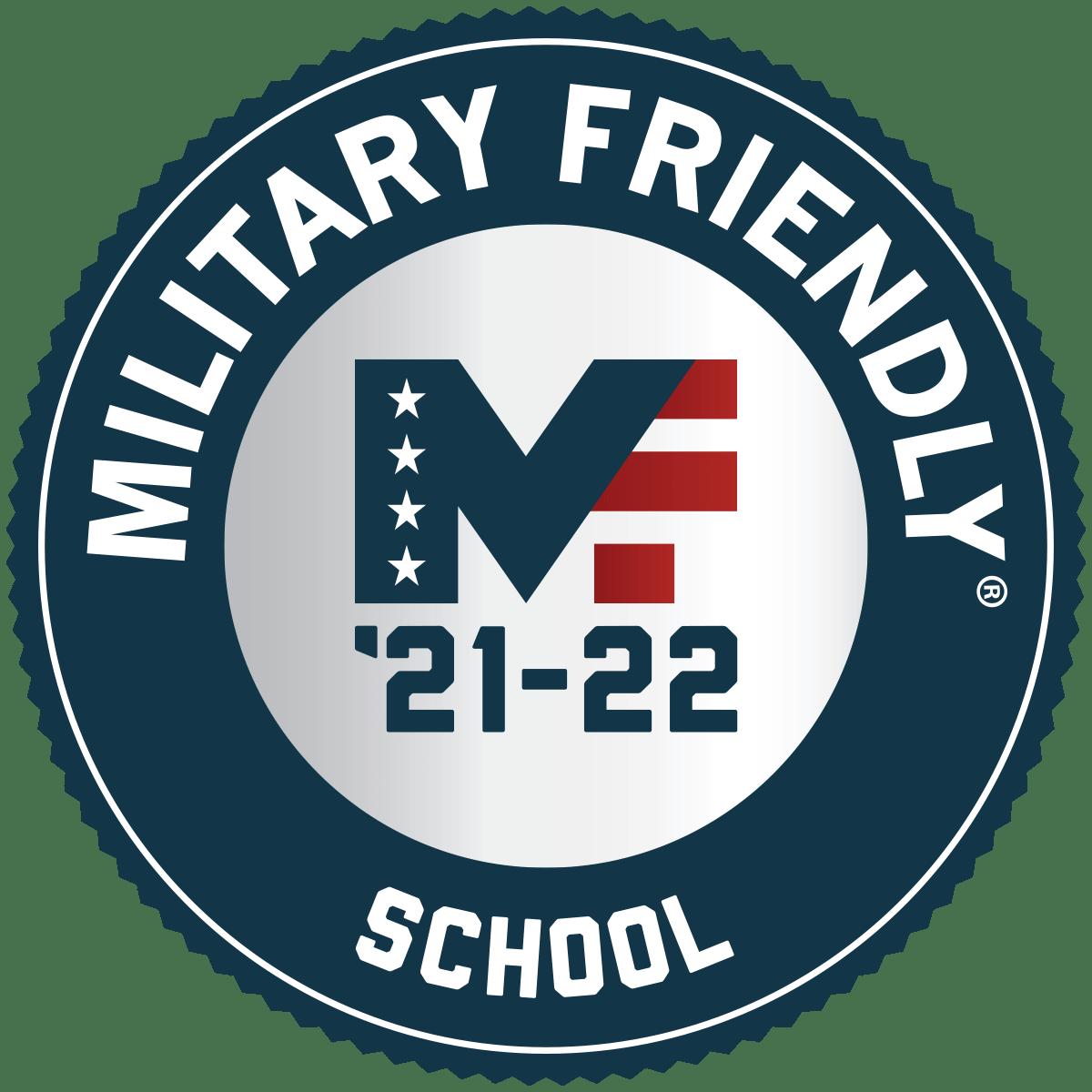 Military Friendly 21-22