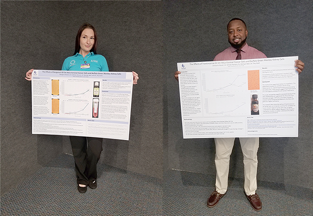 Biomedical Science Learners Gain Insights Relating to Cancer Cell Combatants